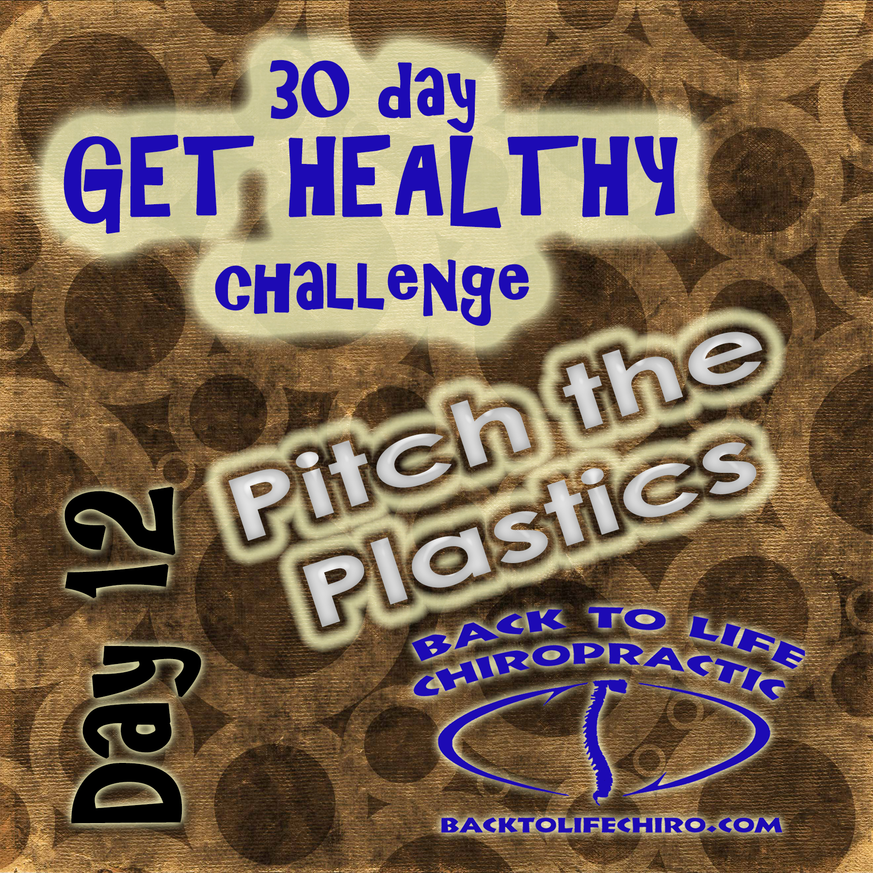 30 Day Get Healthy Challenge, Day 12