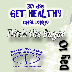 30 Day Get Healthy Challenge, Day 10