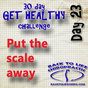 Read more about the article 30 Day Get Healthy Challenge, Day 23