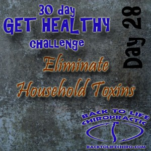 30 Day Get Healthy Challenge, Day 28