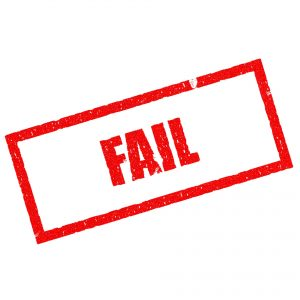 Read more about the article Give Yourself Permission to Fail at Health