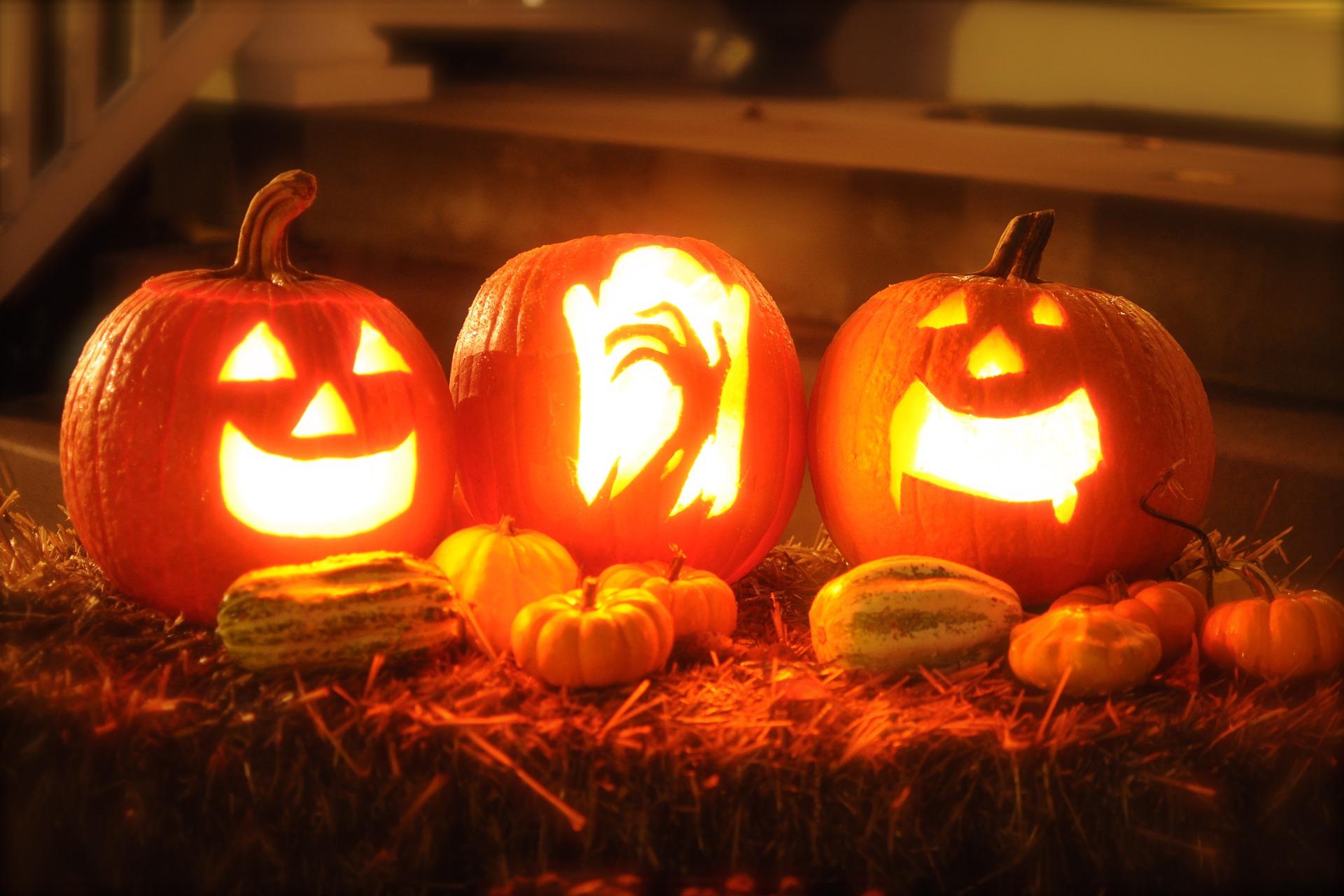 Happy, Healthy, Halloween